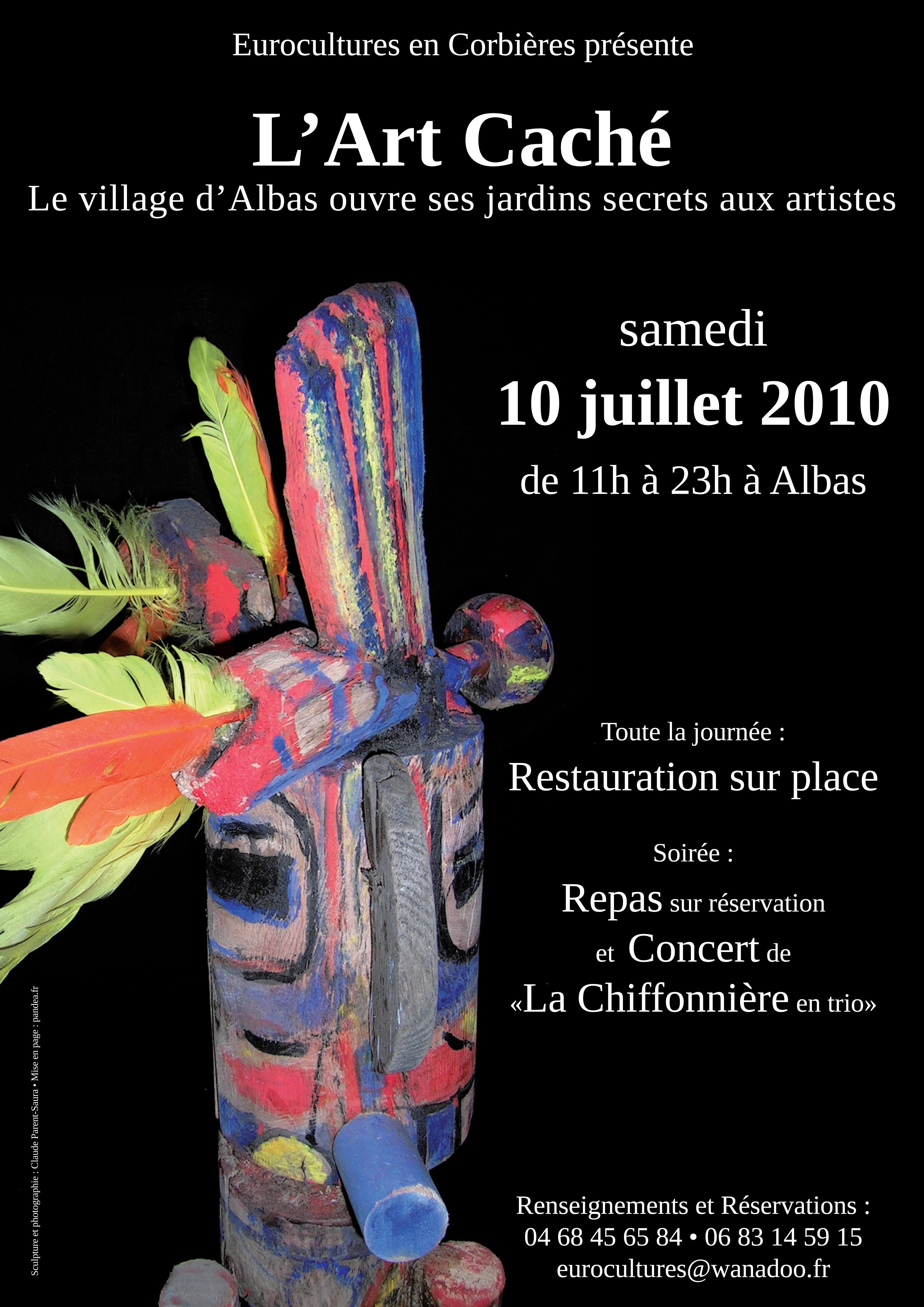 L'Art Caché 2010