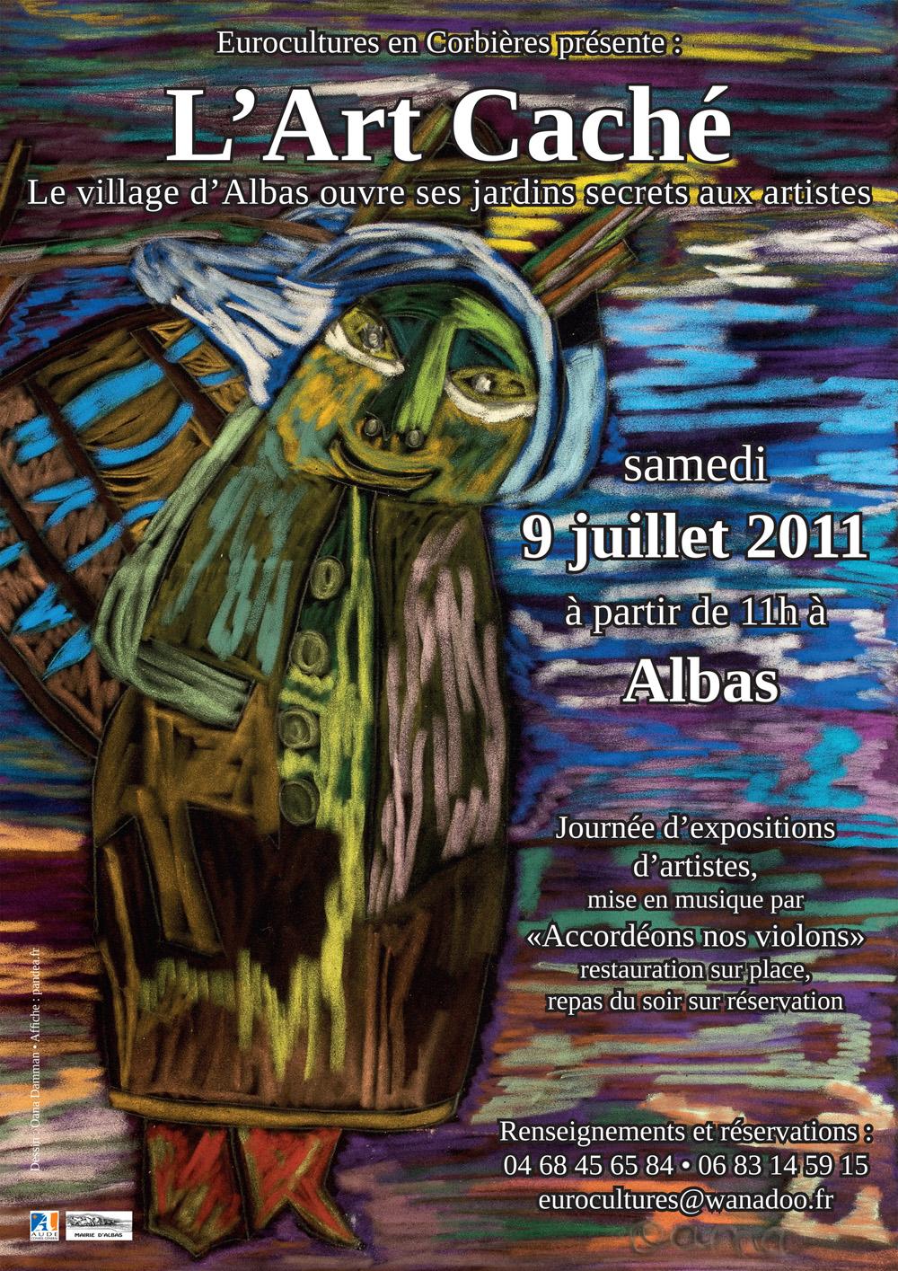 L'Art Caché 2011