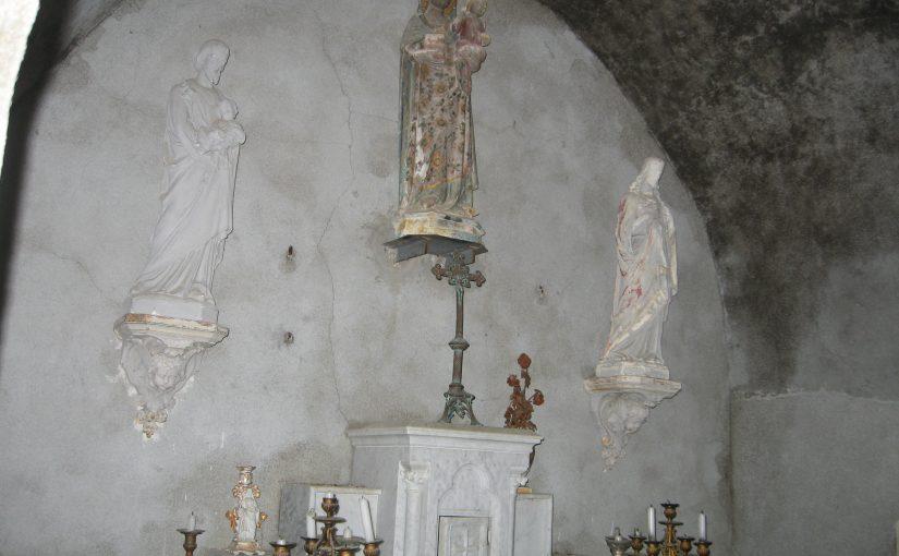 Villesèque et chapelle de Gléon