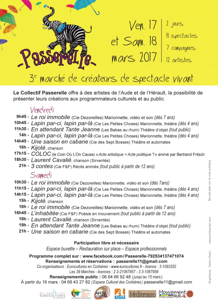 Flyer Passerelle 2017 Print Carrier 2.indd